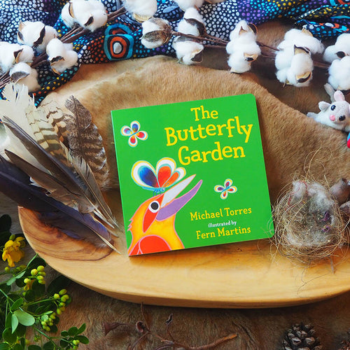 The Butterfly Garden - Michael Torres