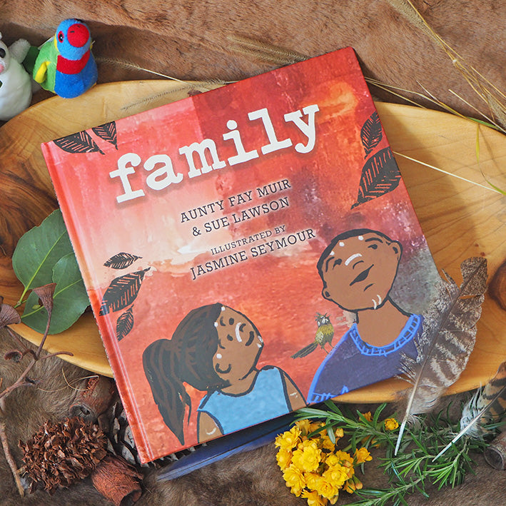 Family by Aunty Fay Muir, Sue Lawson and Jasmine Seymour