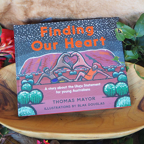 Finding our heart - Thomas Mayor