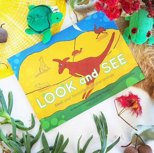 Look and See - Meet Your Favourite Australian Animals