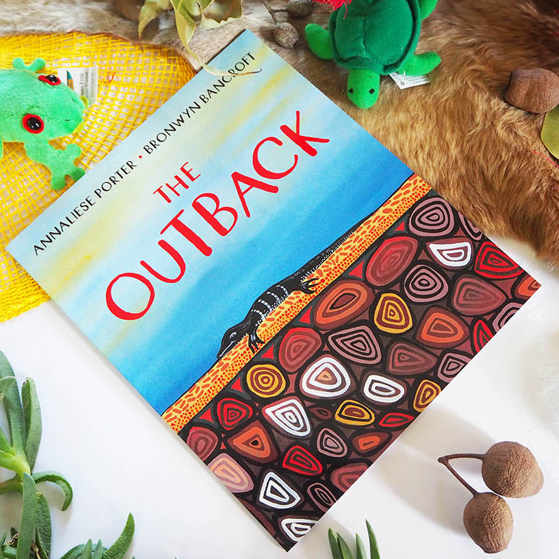 The Outback - Annalise Porter and Bronwyn Bancroft