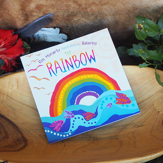 The Rainbow - Ros Moriarty