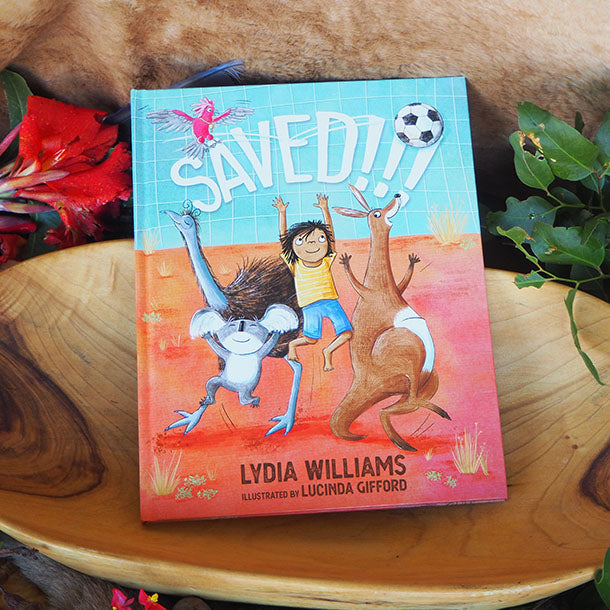 Saved - Lydia Williams