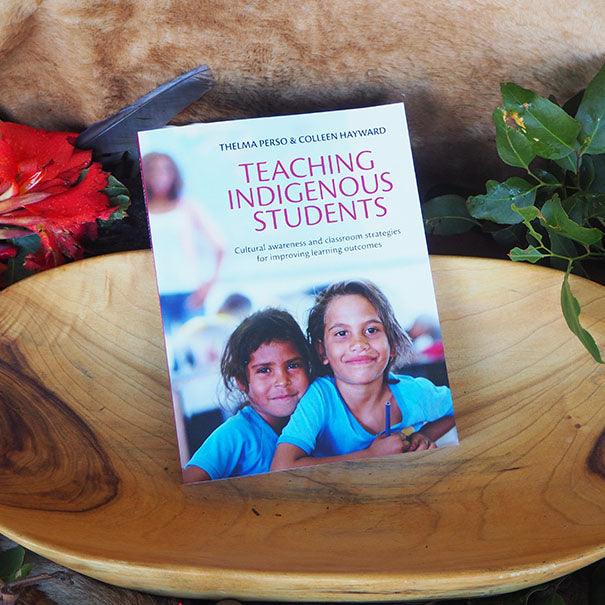 Teaching indigenous students: Cultural Awareness and Classroom Strategies for Improving Learning Outcomes - Thelma Perso