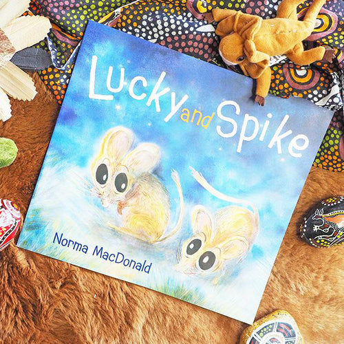 Lucky and Spike - Norma MacDonald
