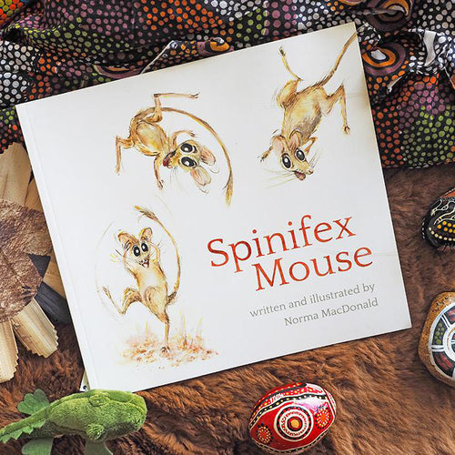 Spinifex Mouse