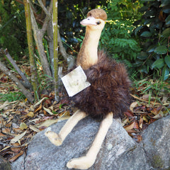 Plush Australian Small Emu