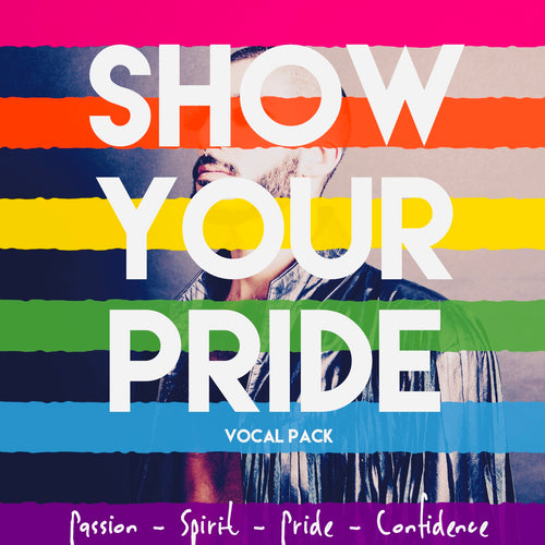 PRIDE & SPIRIT! Vocal Pack