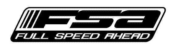FSA - Full Speed Ahead