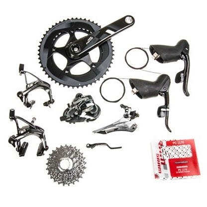 SRAM FORCE22 2x11 Geargruppe - BB30 | Groupsets