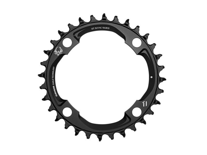 SRAM MTB klinge Eagle X-SYNC 12-speed BCD ø104mm