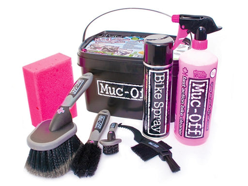 MUC-OFF 8-1 bike cleaning kit cykel rengøringssæt