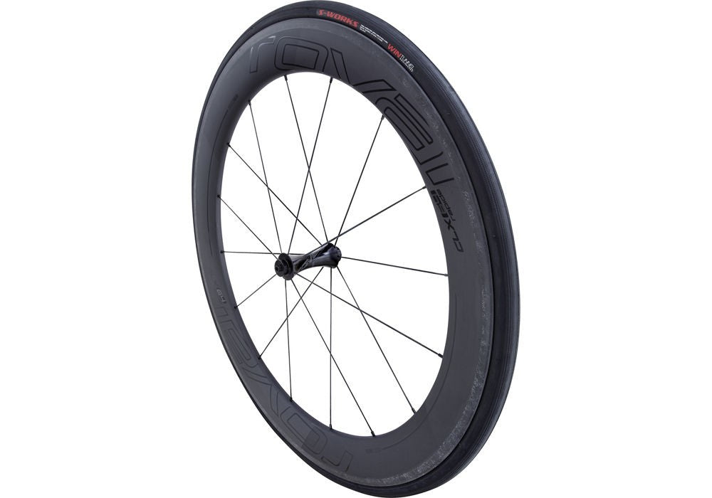 Roval CLX 64 - Aerodynamisk carbon forhjul | Front wheel