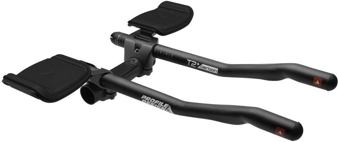 Profile T2+ Carbon Aerobar Matte Black