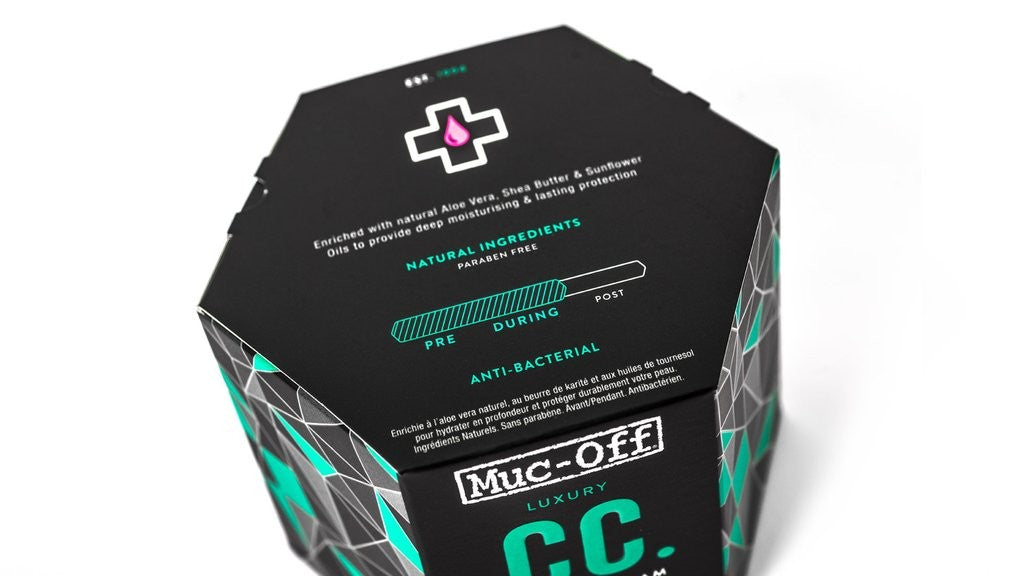 MUC-OFF Luxury Chamois Cream 250 ml - Buksefedt