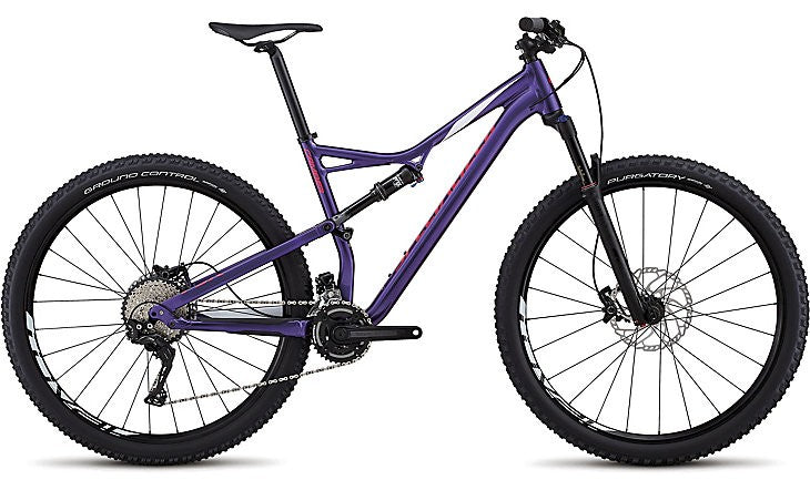 Specialized Camber Comp 29 2X 2018 - Gloss Purple