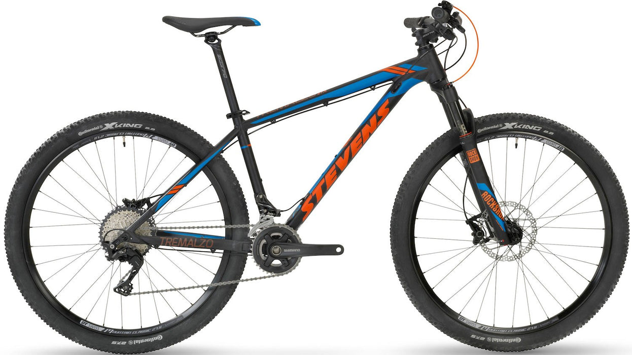 "Stevens Tremalzo MTB 29"" sort 2017"