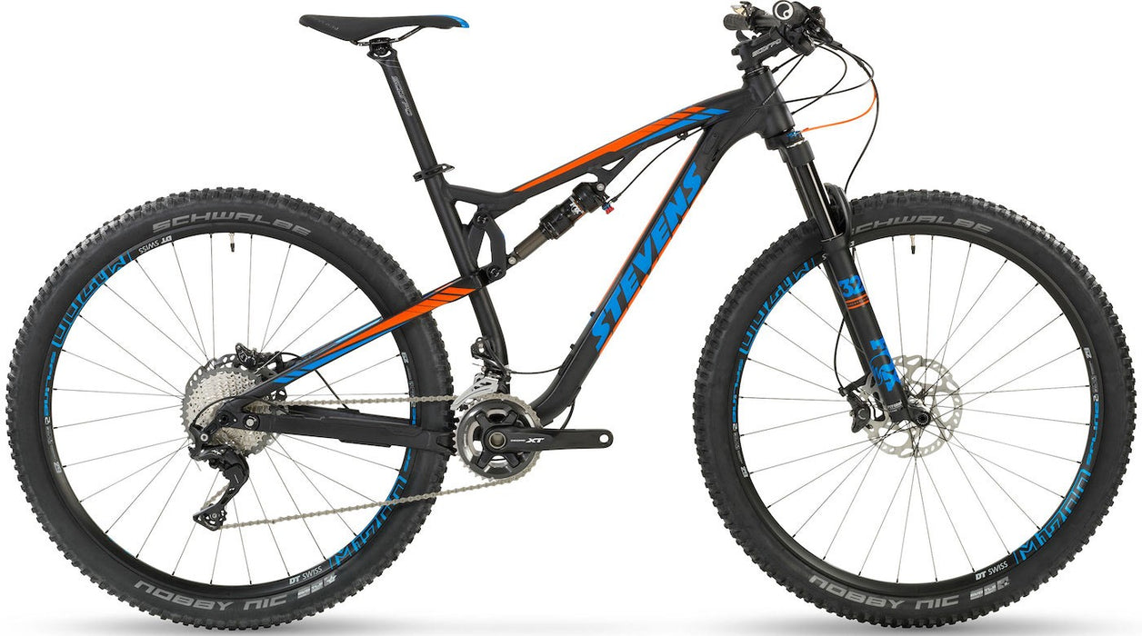 "Stevens Jura ES Fully 29"" 2017 - fullsuspension MTB"