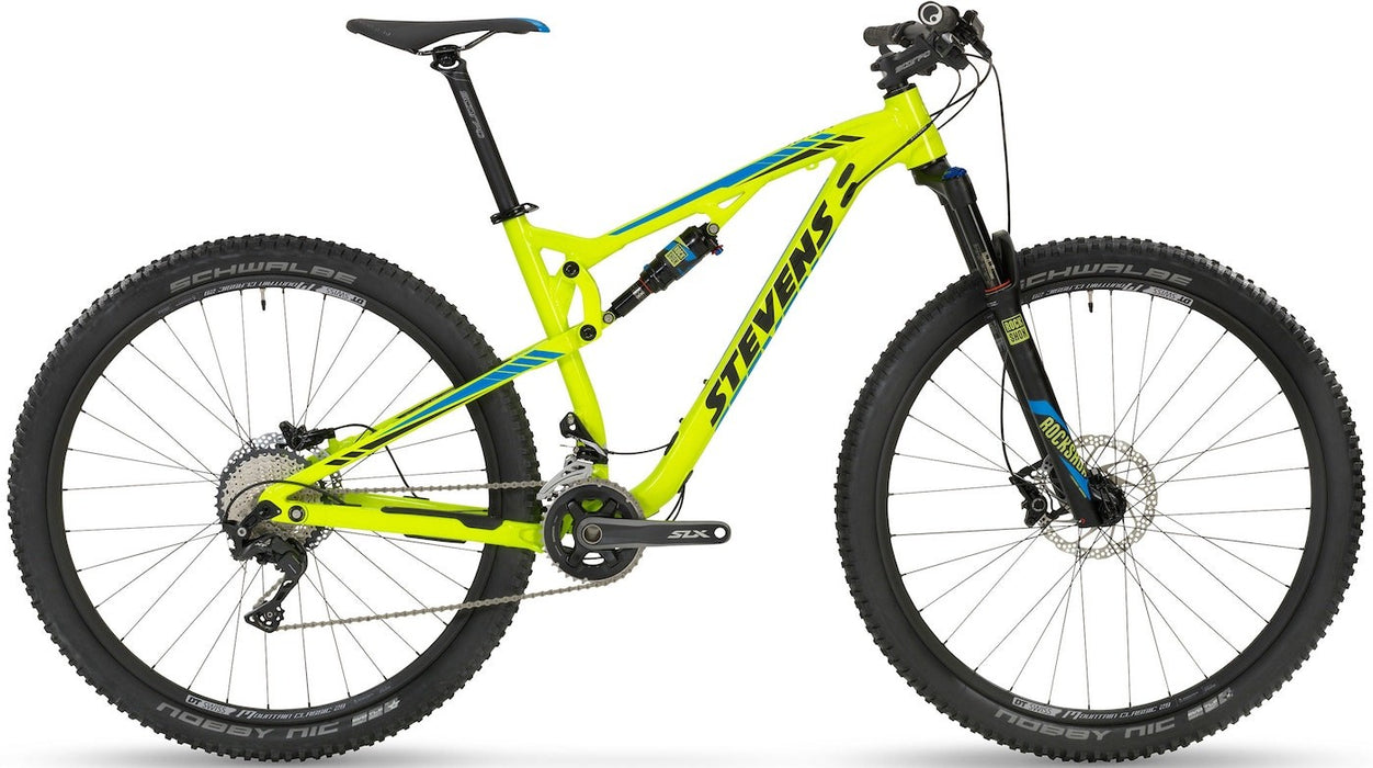 "Stevens Jura Fully 29"" 2017 - Aluminiums fullsuspension MTB med XT/SLX"