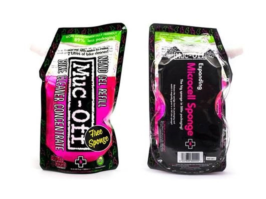 Muc-Off Bike Cleaner Nano Gel