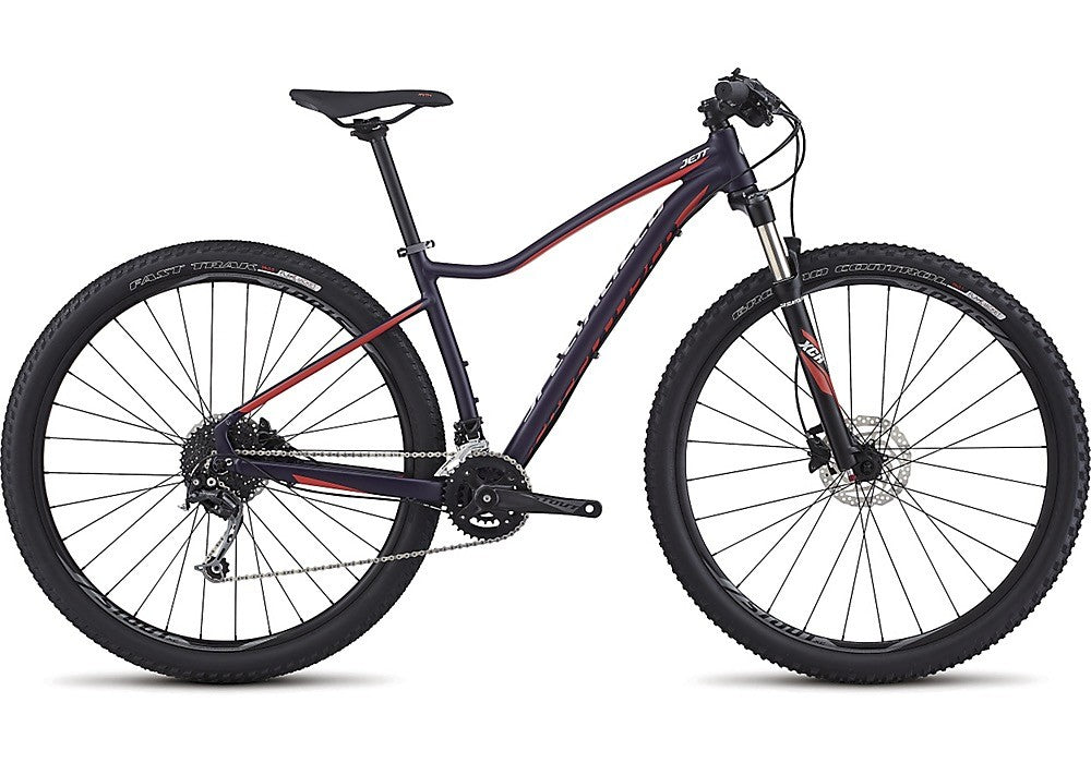 "Specialized Jett Comp 29"" 2017 - Mountainbike med kvindespecifik geometri"
