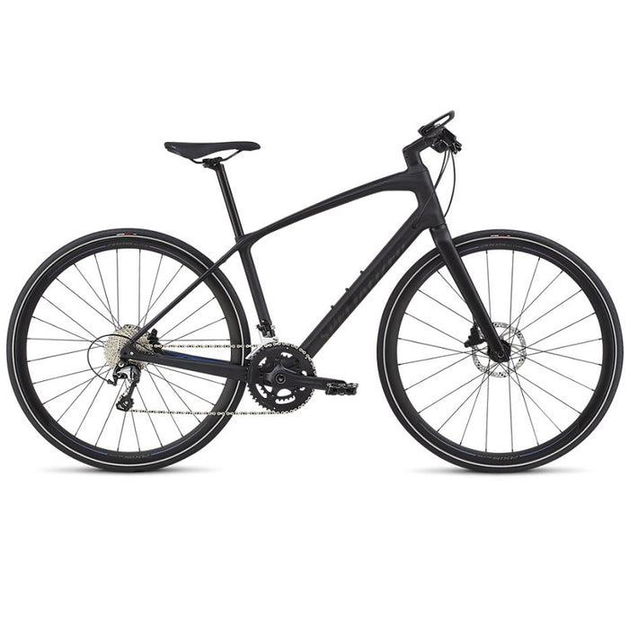 Specialized Sirrus Women Elite Carbon Disc 2018 citybike