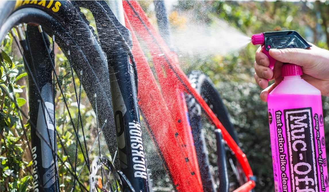 MUC-OFF Bike care essentials - Cykelrengøring