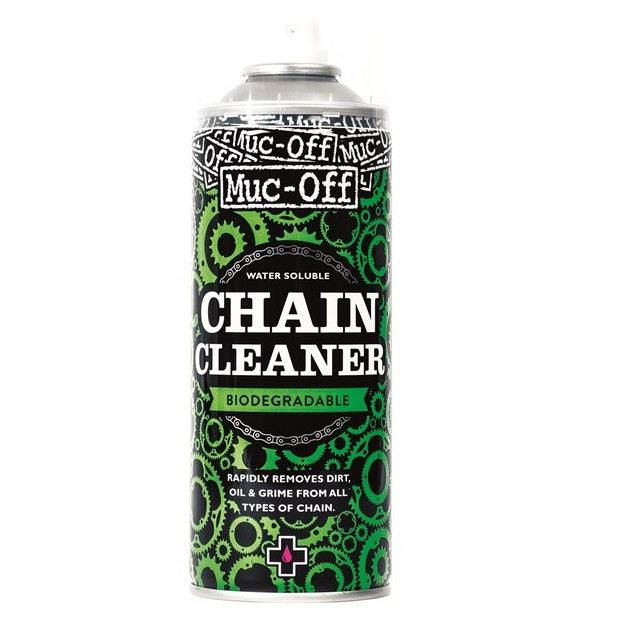 MUC-OFF Chain cleaner 400 ml - Kæderens til din cykel | Chain clean