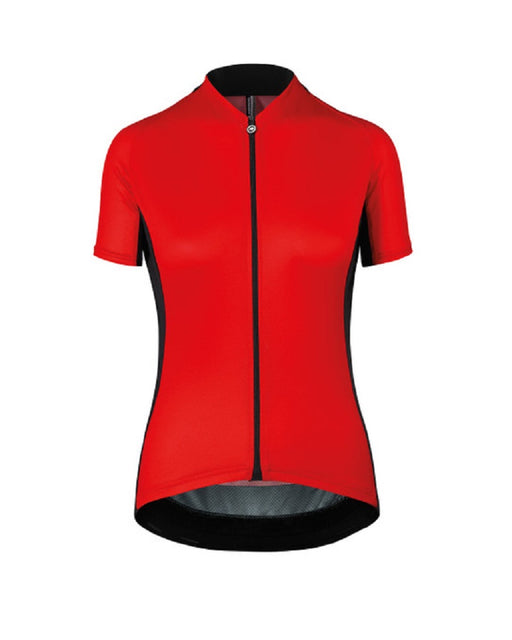 Assos UMA GT SHORT SLEEVE Lady JERSEY. National Red