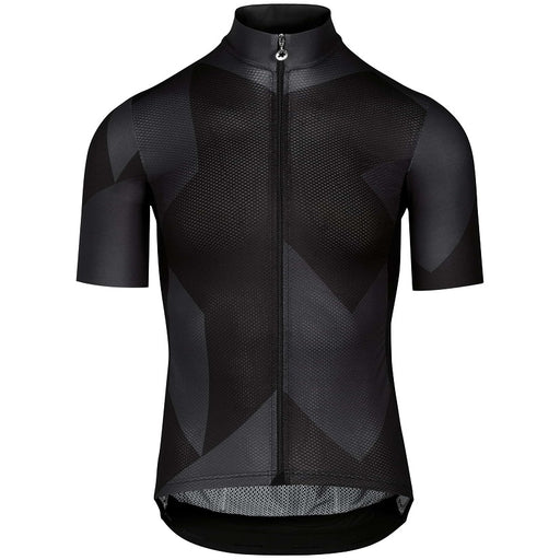 Assos FASTLANE Rock Short Sleeve Jersey - Black