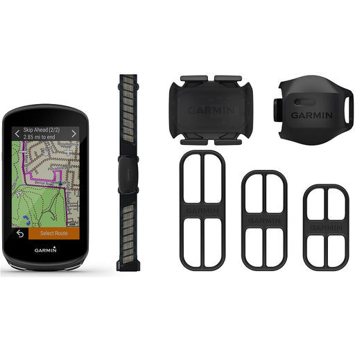 Garmin Edge 1030 Plus Bundle GPS Cykelcomputer