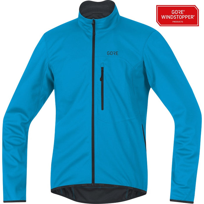 GORE C3 Windstopper Element - Cykeljakke - Blå