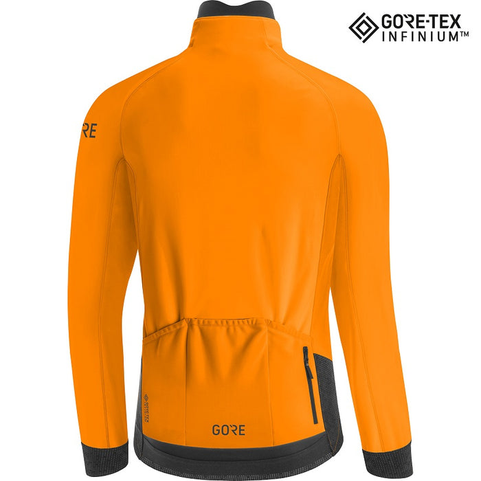 GORE C5 GT Ifinium Thermo Cykeljakke Orange