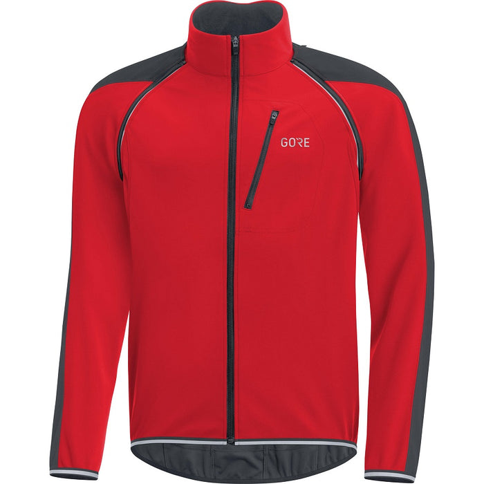 GORE C3 WINDSTOPPER PHANTOM Zip-Off cykelJakke