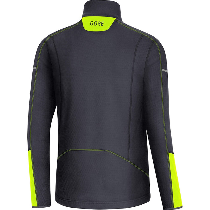 Gore M Thermo Long Sleeve Zip Shirt Ryg