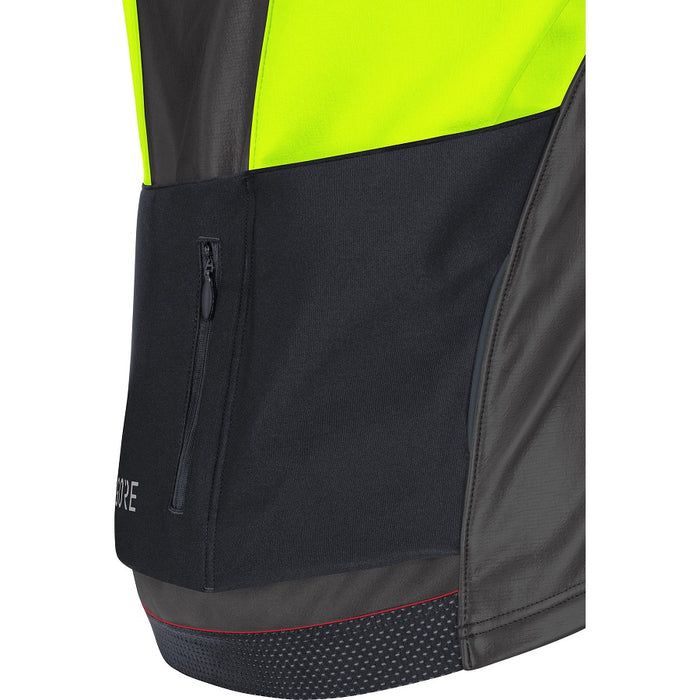 Gore C5 GTX I Sl Thermo Jacket - Sort/Neon