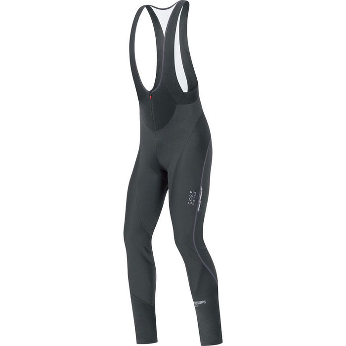 GORE OXYGEN WINDSTOPPER® Soft Shell Bibtights+