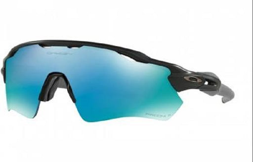 Oakley RADAR EV PATCH Matte Black Prizm Deep H2O Polarized