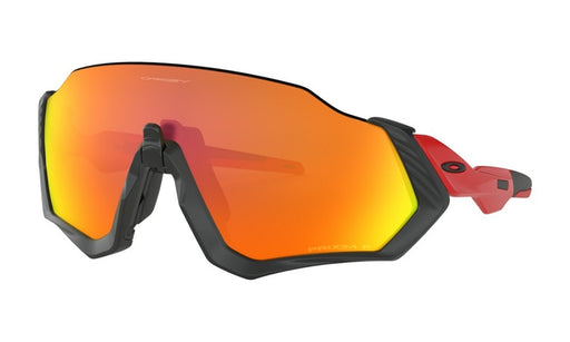Oakley Flight jacket Matte Black/Prizm Ruby Pol