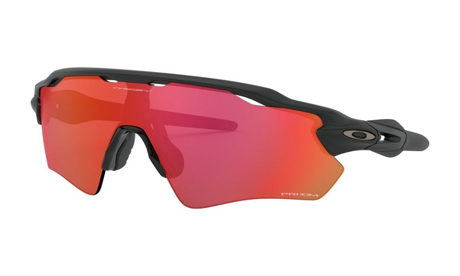Oakley Radar EV Path cykelbriller - polished black/prizm black iridium | cykelbrille