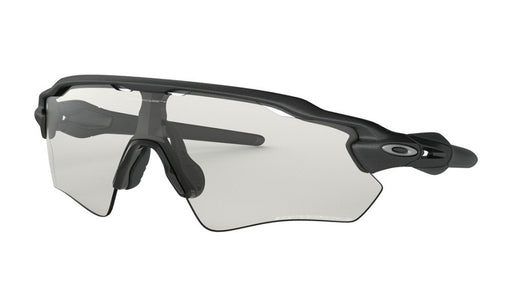 Oakley RADAR EV PATH - Clear Black Iridium Photochromic - Steel