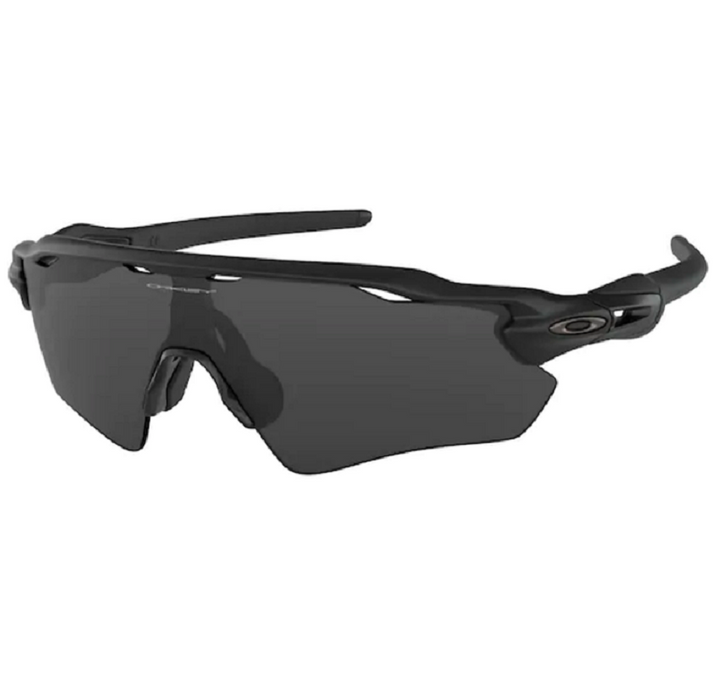 Oakley Radar EV Path Cykelbriller Mat Black/Grey