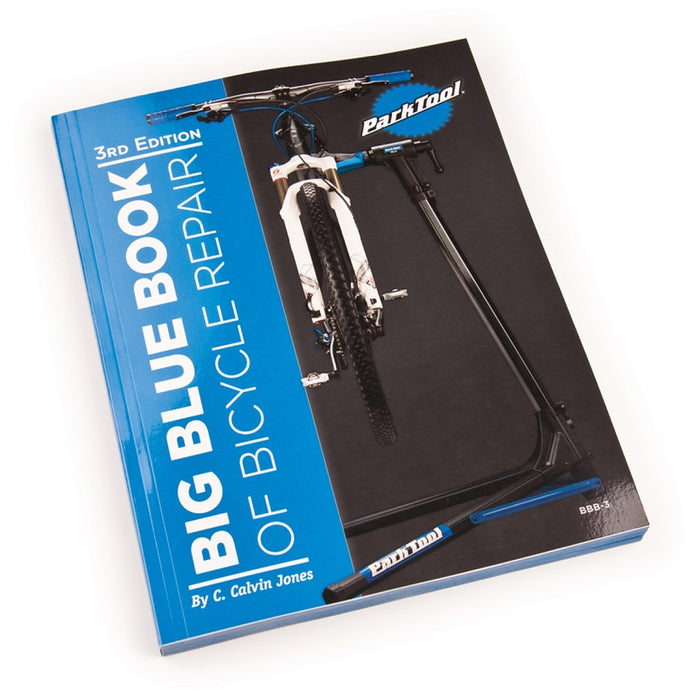 Park Tool Big Blue Book 3rd Edition