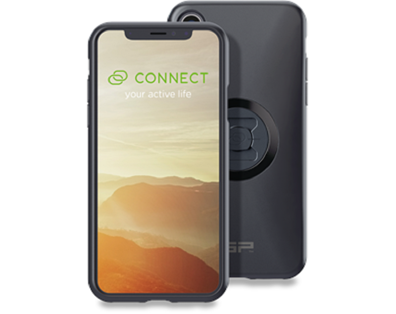 SP Connect Smartphone Bundle iPhone XS Max | Mobilholdere og covers