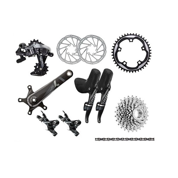SRAM Force CX1 1x11 Speed Geargruppe - Disc