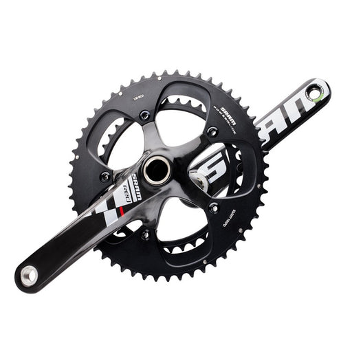 SRAM RED GXP 2x10 speed Kranksæt - 53/39t - Black