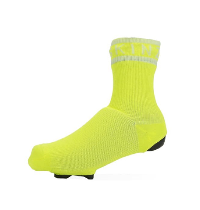 Sealskinz Waterproof All Weather Coversocks Neon