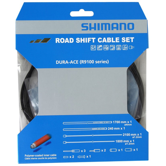 Shimano Road Shift Cable Set - Dura Ace R9100