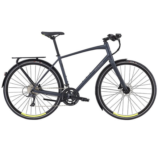 Specialized Sirrus Sport EQ 2018 - Black Top Collection