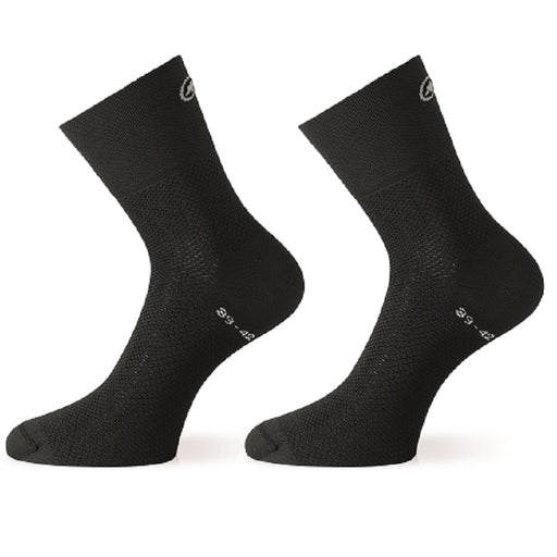 Assos Assosoires Mille GT Cykelsokker - Black Series